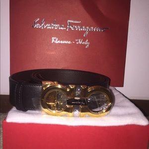 Ferragamo Belt Men's Brand New